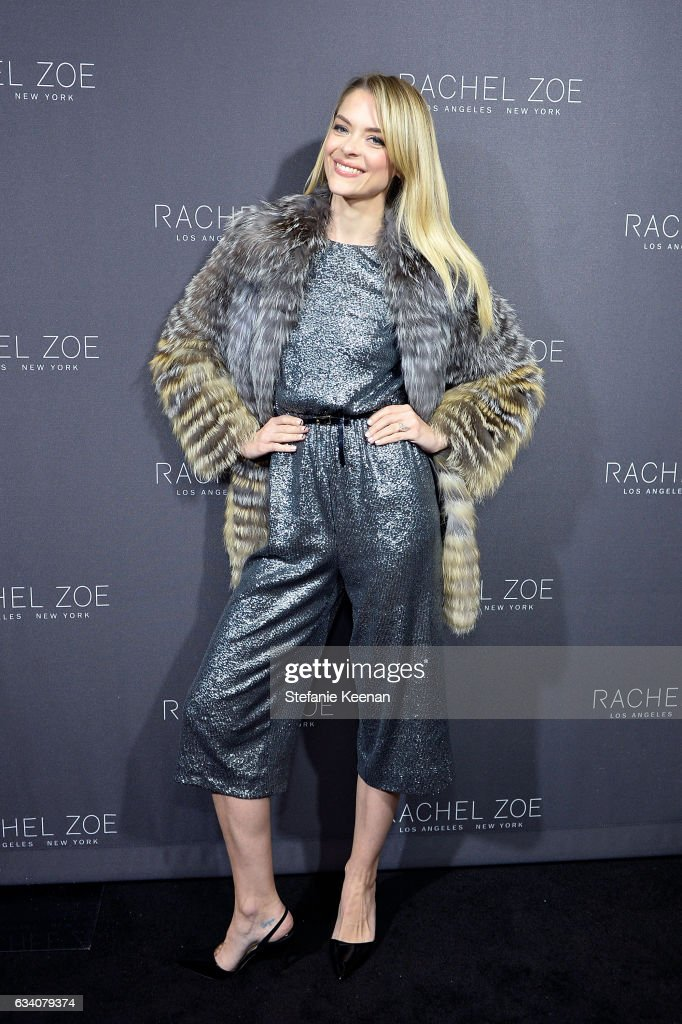 Jaime King attends Rachel Zoe's Los Angeles Presentation at Sunset Tower Hotel on February 6, 2017 in West Hollywood, California.