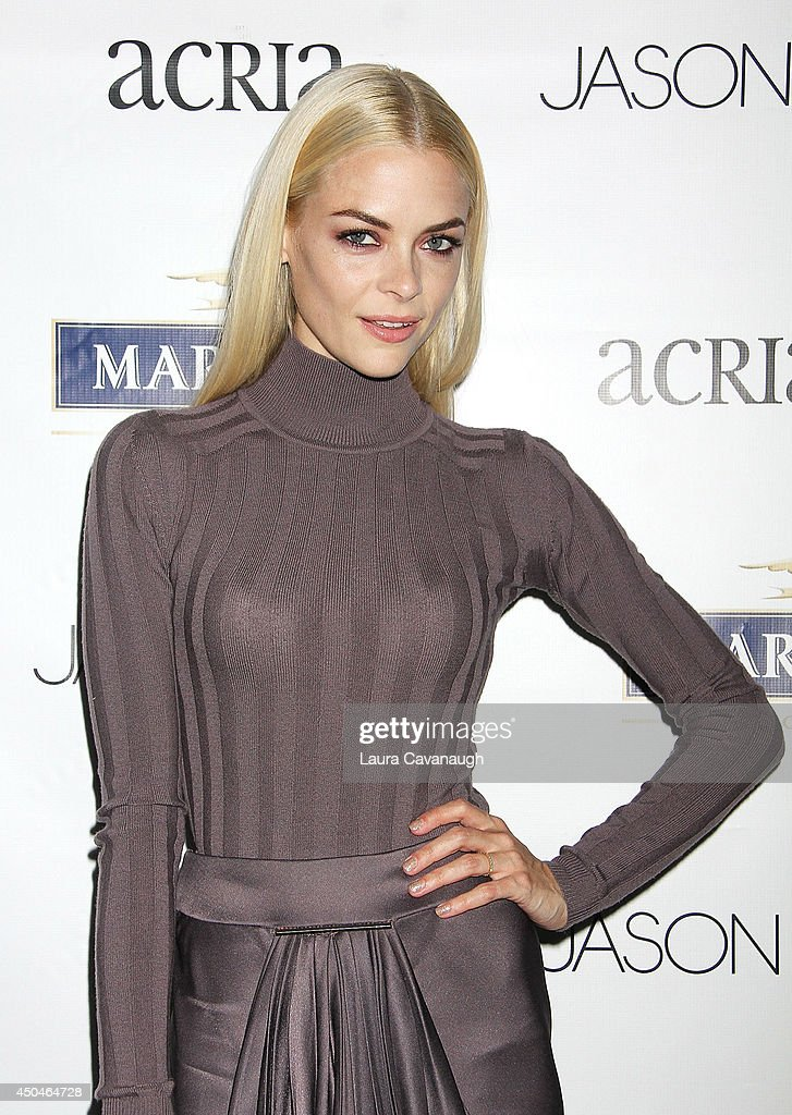 <a gi-track='captionPersonalityLinkClicked' href=/galleries/search?phrase=Jaime+King+-+Actress&family=editorial&specificpeople=206809 ng-click='$event.stopPropagation()'>Jaime King</a> attends the 2014 Young Friends Of ACRIA Summer Soiree at Highline Stages on June 11, 2014 in New York City.