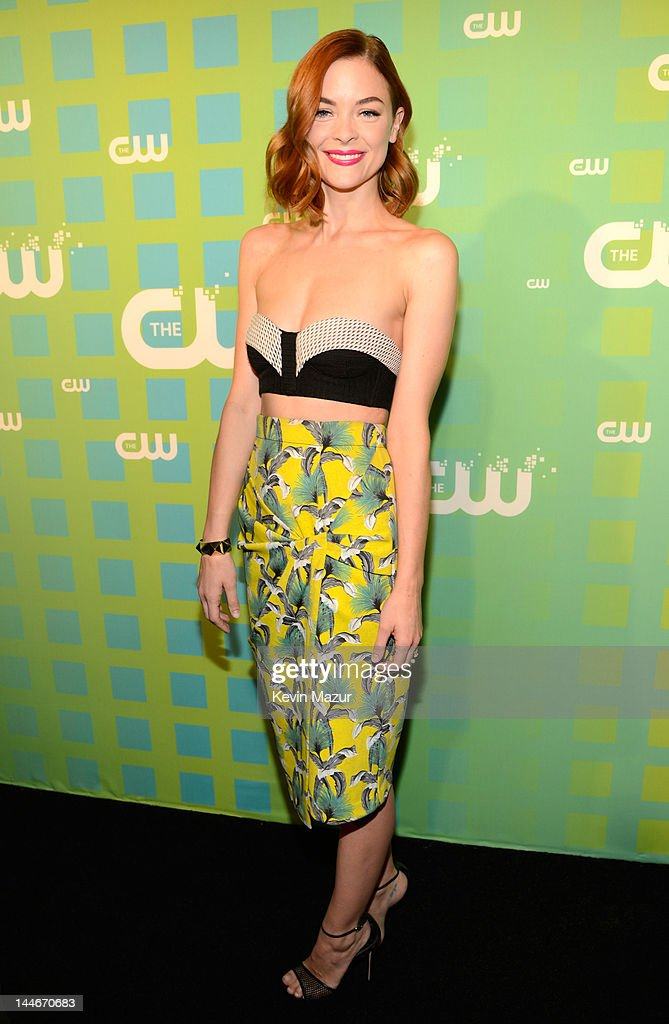 Jaime King attends the CW Network's 2012 Upfront at The London Hotel on May 17, 2012 in New York City.
