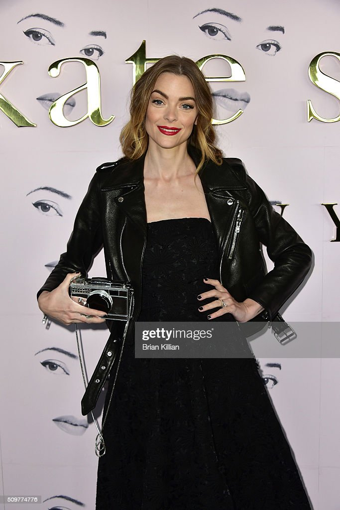 <a gi-track='captionPersonalityLinkClicked' href=/galleries/search?phrase=Jaime+King+-+Actress&family=editorial&specificpeople=206809 ng-click='$event.stopPropagation()'>Jaime King</a> attends the Kate Spade New York Fall 2016 Presentation during New York Fashion Week at The Rainbow Room on February 12, 2016 in New York City.