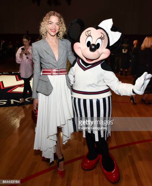 Jaime King attends the Monse fashion show during New York Fashion Week The Shows on September 8 2017 in New York City