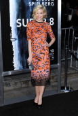 Jaime King attends the 'Super 8' Los Angeles Premiere at Regency Village Theatre on June 8 2011 in Westwood California