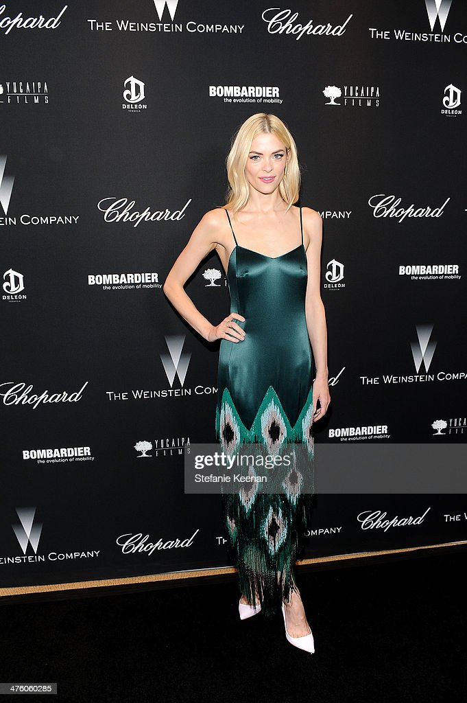 <a gi-track='captionPersonalityLinkClicked' href=/galleries/search?phrase=Jaime+King+-+Actress&family=editorial&specificpeople=206809 ng-click='$event.stopPropagation()'>Jaime King</a> attends The Weinstein Company Academy Award party hosted by Chopard on March 1, 2014 in Beverly Hills, California.