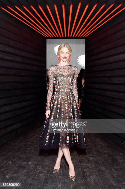 Jaime King attends UCLA Mattel Children's Hospital presents Kaleidoscope 5 on May 6 2017 in Culver City California