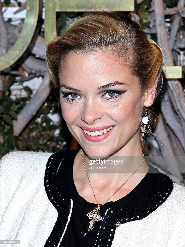 Jaime King is seen on December 6, 2012 in Los Angeles, California.