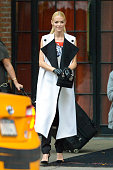 Jaime King is seen on October 14 2014 in New York City
