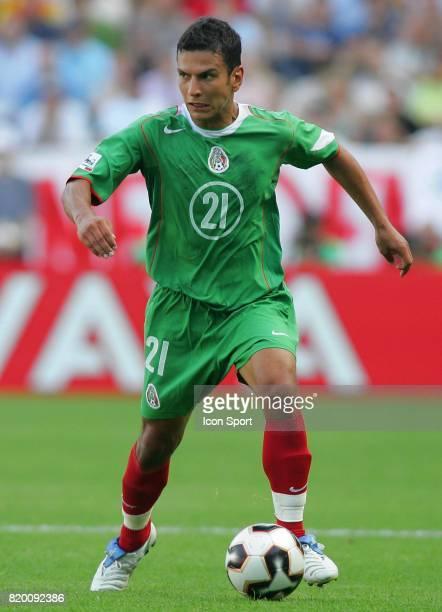 Jaime LOZANO Argentine / Mexique 1/2 Finale Coupe des Confederations