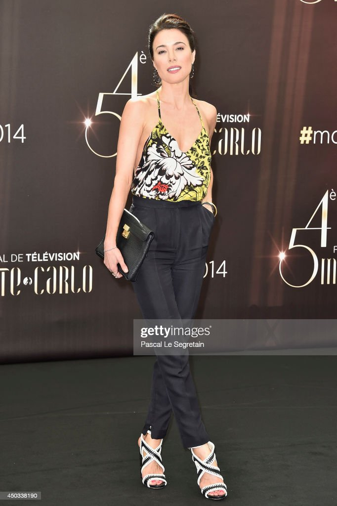 <a gi-track='captionPersonalityLinkClicked' href=/galleries/search?phrase=Jaime+Murray+-+Actress&family=editorial&specificpeople=217455 ng-click='$event.stopPropagation()'>Jaime Murray</a> attends a photocall at Grimaldi forum on June 9, 2014 in Monte-Carlo, Monaco.