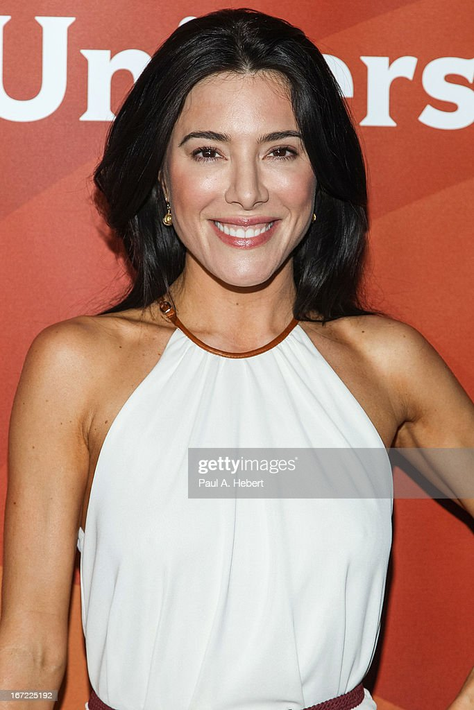 Jaime Murray attends the 2013 NBCUniversal Summer Press Day held at The Langham Huntington Hotel and Spa on April 22, 2013 in Pasadena, California.