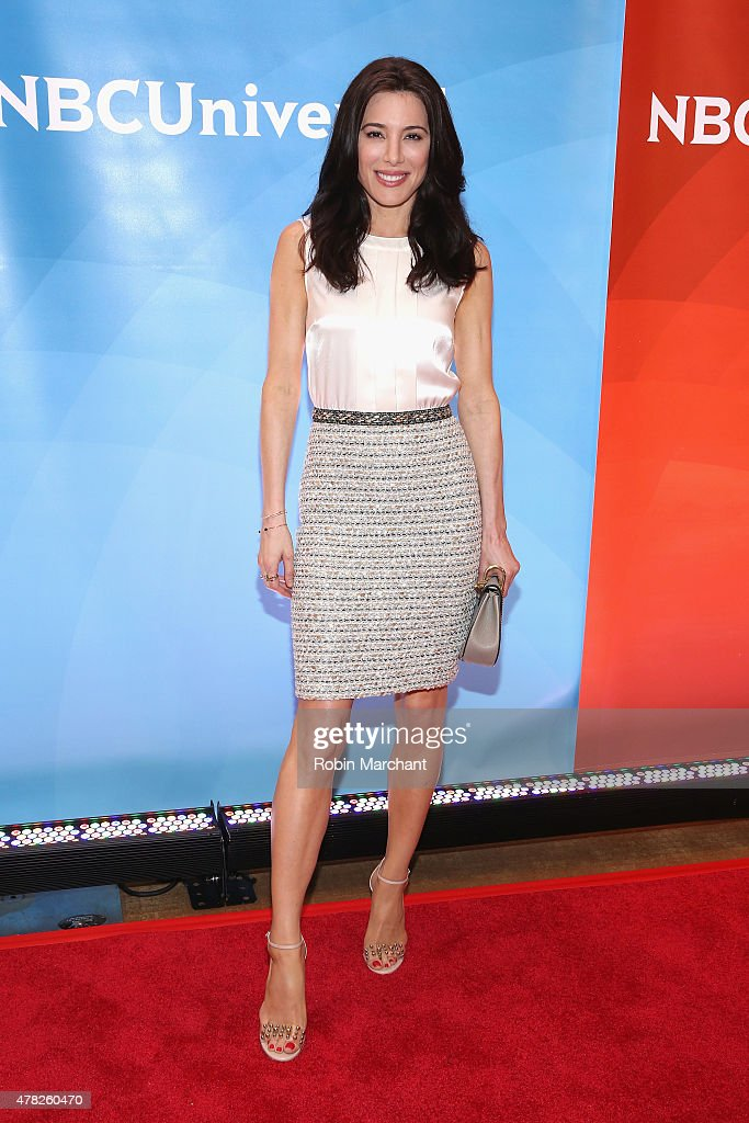 Jaime Murray attends the NBC's 2015 New York Summer Press Day at Four Seasons Hotel New York on June 24 2015 in New York City