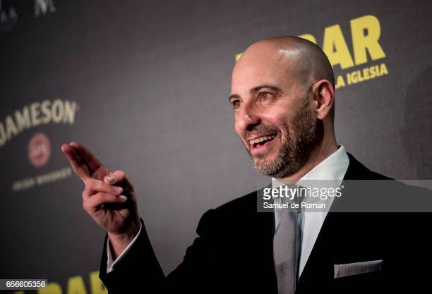 Jaime Ordonez attends 'El Bar' premiere at Callao cinema on March 22 2017 in Madrid Spain