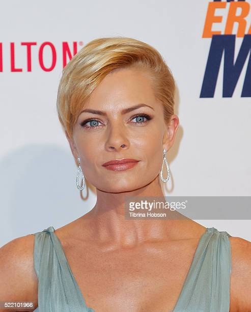 Jaime Pressly attends the 23rd annual Race to Erase MS Gala at The Beverly Hilton Hotel on April 15 2016 in Beverly Hills California