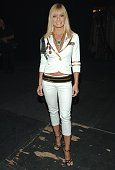 Jaime Pressly during 2006 VH1 Rock Honors Backstage at Mandalay Bay Hotel and Casino in Las Vegas Nevada United States