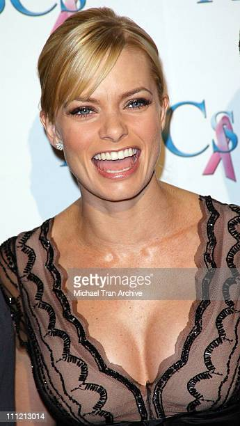 Jaime Pressly during Associates for Breast and Prostate Cancer to Celebrate at Beverly Hilton Hotel in Beverly Hills California United States