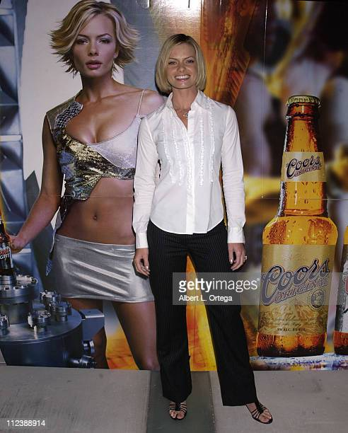 Jaime Pressly during Jaime Pressly Announced as the 2002 Coors Light 'Queen of Halloween' to Benefit The St Jude Children's Research Hospital at W...