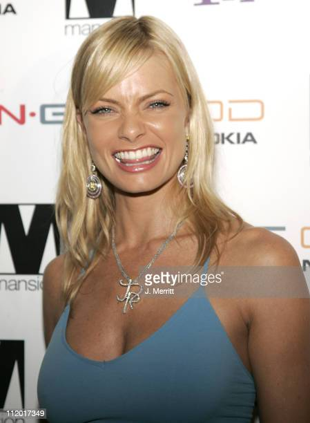 Jaime Pressly during Paris Hilton Record Release Party at Mansion at Mansion in Miami California United States