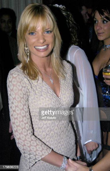 Jaime Pressly during Playboy's 5th Annual Super Saturday Night Event Brings Heaven and Hell to Houston at Corinthian in Houston Texas United States