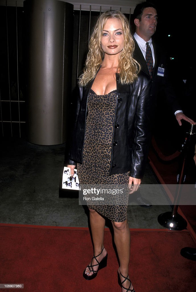 <a gi-track='captionPersonalityLinkClicked' href=/galleries/search?phrase=Jaime+Pressly&family=editorial&specificpeople=211226 ng-click='$event.stopPropagation()'>Jaime Pressly</a> during Premiere for 'Body Shots' at The Egyption Lloyd E. Rigler Theater in Hollywood, California, United States.