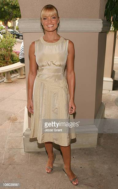 Jaime Pressly during TCA Awards Cocktail Reception at Ritz Carlton in Pasadena California United States