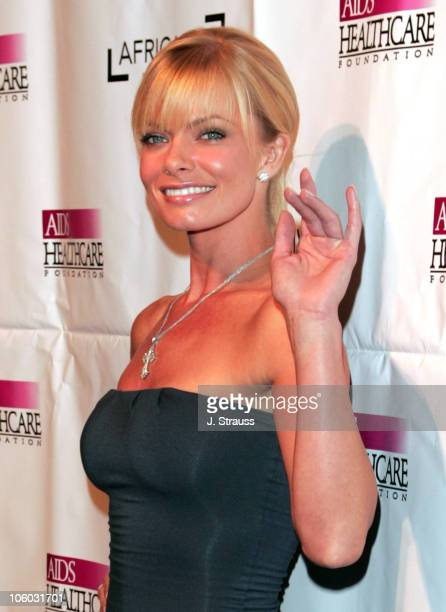 Jaime Pressly during The AIDS Healthcare Foundation Presents 'Hot in Hollywood' at The Henry Fonda/Music Box Theatre in Hollywood California United...