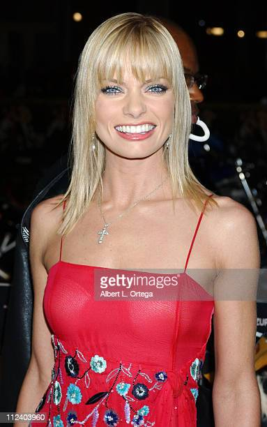Jaime Pressly during 'Torque' World Premiere at Grauman's Chinese Theater in Hollywood California United States