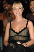 Jaime Pressly during VH1 Big in '05 Backstage and Audience at Sony Studios in Los Angeles California United States