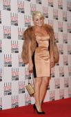Jaime Winstone arrives at The ELLE Style Awards 2010 at the Grand Connaught Rooms on February 22 2010 in London England