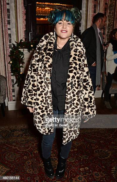 Jaime Winstone attends a VIP screening of 'St Vincent' hosted by Poppy Delevingne at The Covent Garden Hotel on December 8 2014 in London England