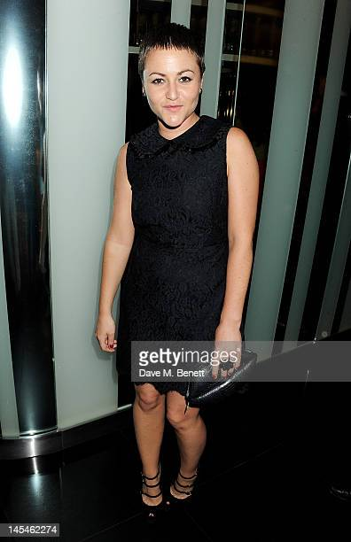 Jaime Winstone attends as W LondonLeicester Square hosts an after party following the World Premiere of 'iLL Manors' the debut film by Ben Drew aka...