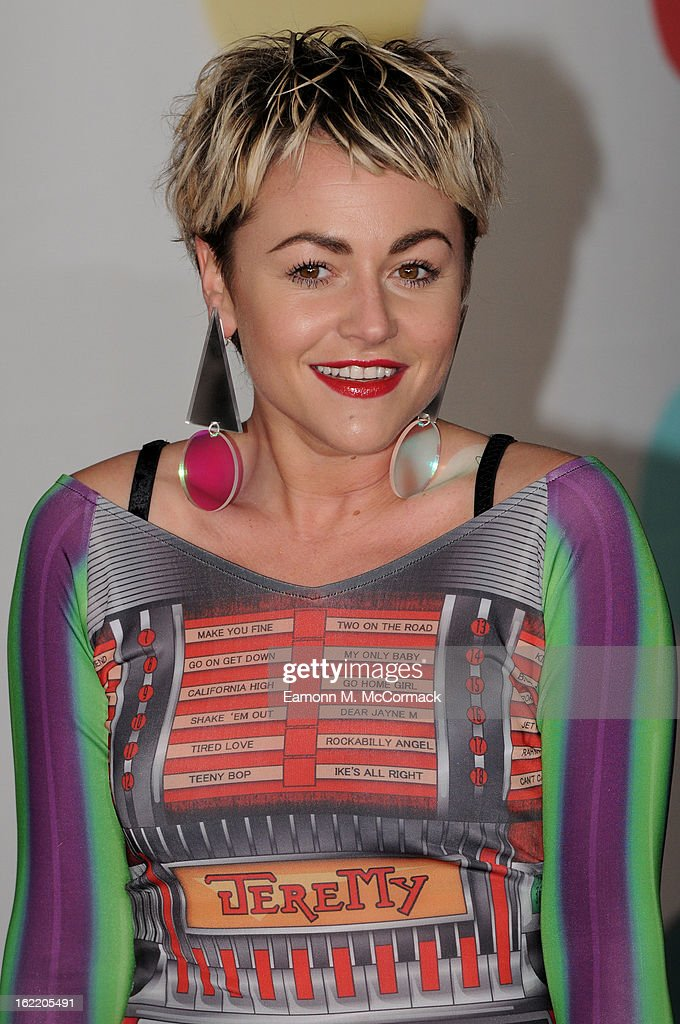 Jaime Winstone attends the Brit Awards 2013 at the 02 Arena on February 20, 2013 in London, England.