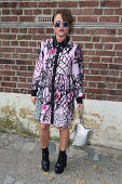 Jaime Winstone attends the GILES show during London Fashion Week Spring Summer 2015 on September 15 2014 in London England