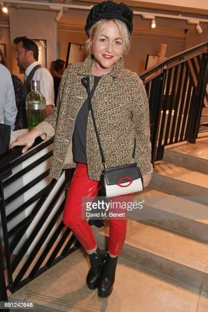Jaime Winstone attends the Perfect Ten Exhibition in association with Tanqueray No TEN at Harvey Nichols on June 1 2017 in London England