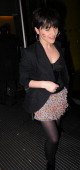 Jaime Winstone seen outside Bungalow 8 nightclub on March 13 2008 in London England