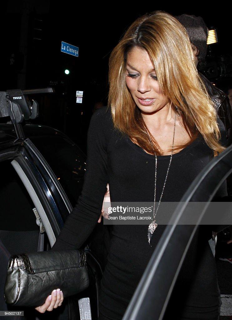 Jaimee Grubbs sighting in West Hollywood on December 15, 2009 in Los Angeles, California.
