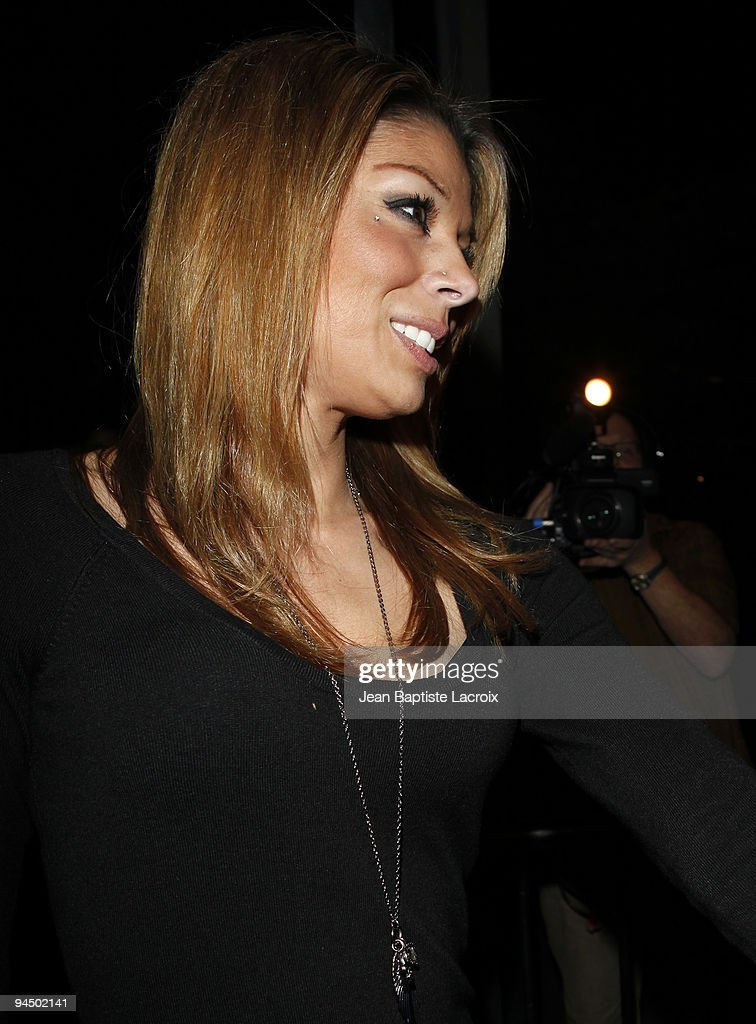 Jaimee Grubbs sighting in West Hollywood on December 15, 2009 in Los Angeles, California.