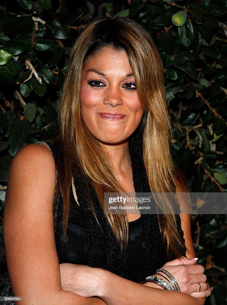 Jaimee Grubbs sighting in West Hollywood on December 2, 2009 in Los Angeles, California.
