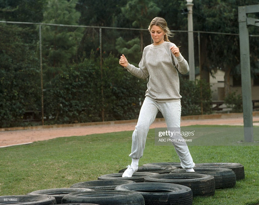 WOMAN - 'Jaime's Shield, Part I' - Season Two - 12/15/76, Jaime (Lindsay Wagner) enrolled as a police academy cadet to locate a foreign agent.,