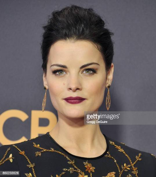 Jaimie Alexander arrives at the 69th Annual Primetime Emmy Awards at Microsoft Theater on September 17 2017 in Los Angeles California