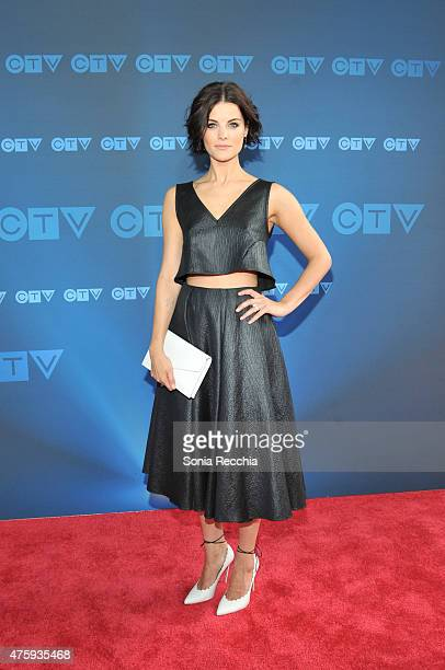 Jaimie Alexander attends CTV Upfront 2015 Presentation at Sony Centre For Performing Arts on June 4 2015 in Toronto Canada
