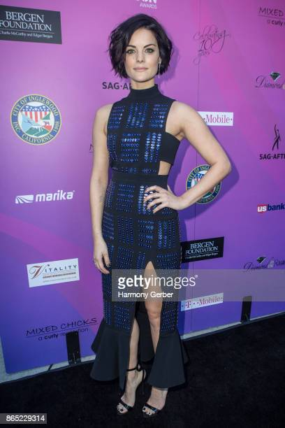 Jaimie Alexander attends the 10th Annual Action Icon Awards at Sheraton Universal on October 22 2017 in Universal City California