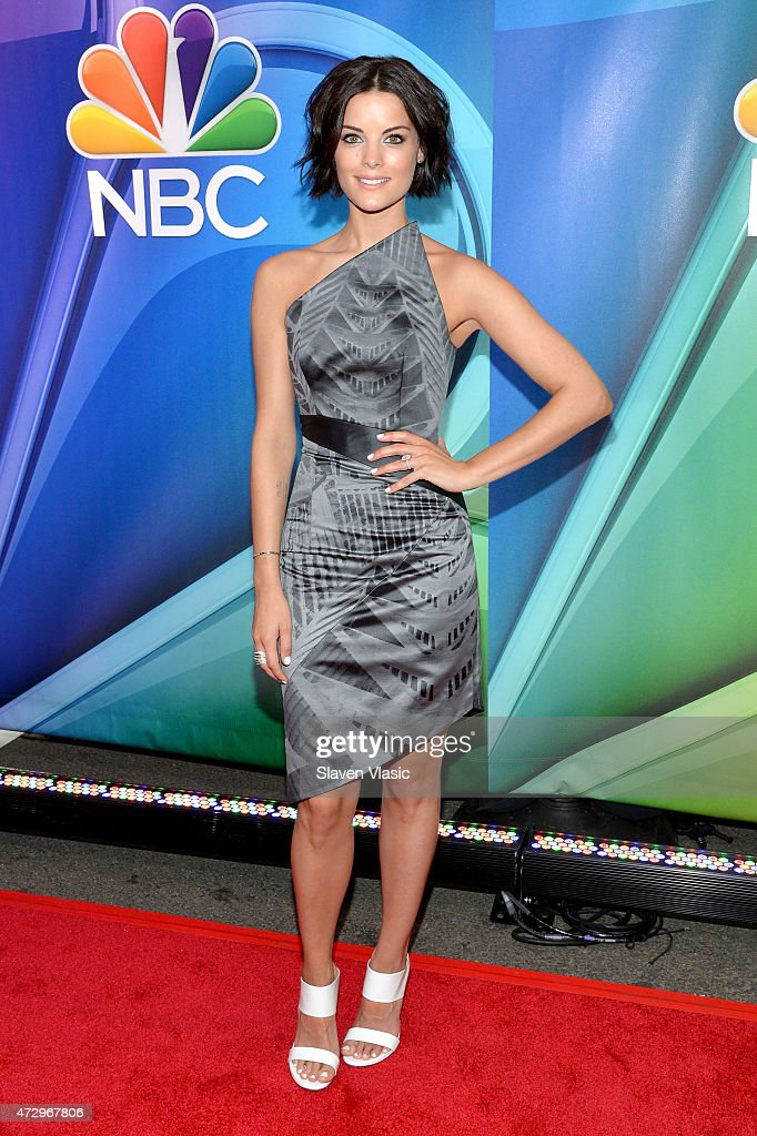 Jaimie Alexander attends The 2015 NBC Upfront Presentation at Radio City Music Hall on May 11, 2015 in New York City.