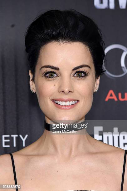 Jaimie Alexander attends the screening Of Marvel's 'Captain America Civil War' hosted by The Cinema Society with Audi FIJI at Henry R Luce Auditorium...