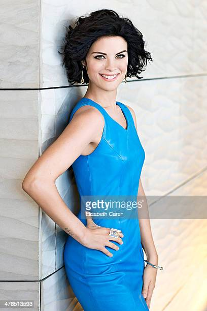 Jaimie Alexander for Viva on October 16 2013 in Santa Monica California