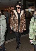 Celebrity Sightings In Los Angeles - January 19, 2018