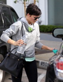 Jaimie Alexander is seen on March 5 2014 in Los Angeles California