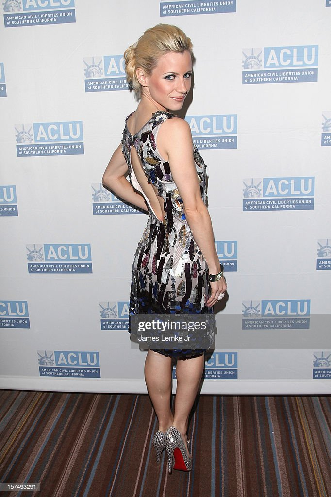 Jaimie Hilfiger attends the ACLU of Southern California's 2012 Bill of Rights Dinner held at the Beverly Wilshire Four Seasons Hotel on December 3, 2012 in Beverly Hills, California.