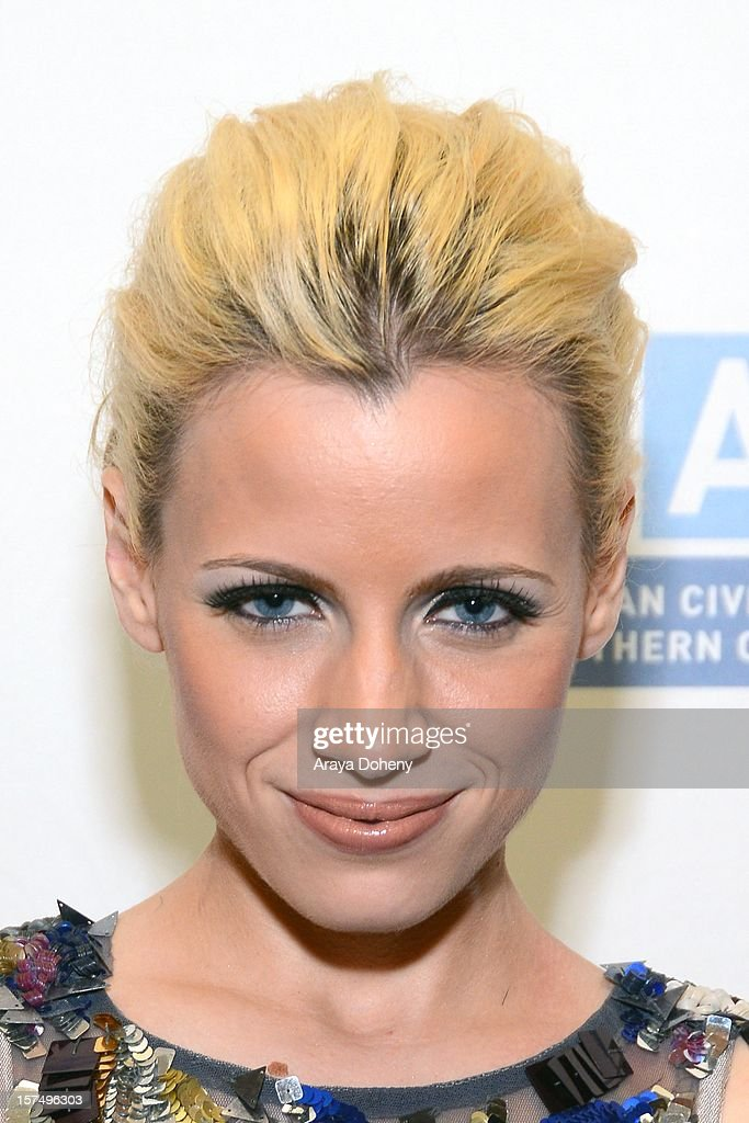Jaimie Hilfiger attends the ACLU of Southern California's 2012 Bill of Rights Dinner at the Beverly Wilshire Four Seasons Hotel on December 3, 2012 in Beverly Hills, California.