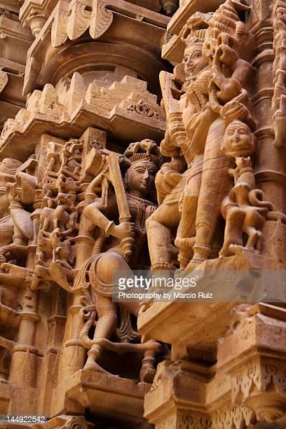 Jain scupture