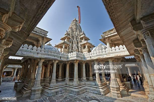 Jain Tempel Ranakpur Chaumukha Mandir