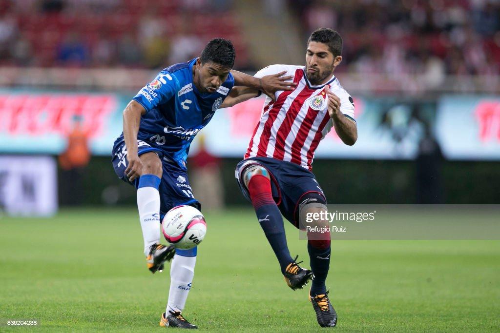 Chivas v Puebla - Torneo Apertura 2017 Liga MX